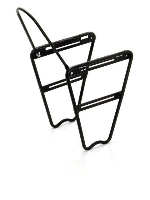 XLC LR-F01 Federgabel-Gepäckträger schwarz